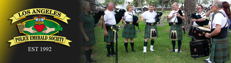 Pipes & Drums Band rehearsing for popular TV program CSI NY